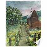Amish Apple Blossoms - Ave Hurley - Canvas 12 x 16