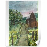 Amish Apple Blossoms - Ave Hurley - Canvas 18  x 24