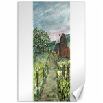 Amish Apple Blossoms - Ave Hurley - Canvas 24  x 36