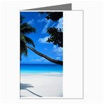 Cancun Beach Greeting Cards (Pkg of 8)