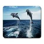 Dolphin Large Mousepad