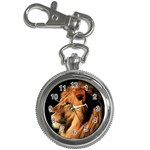 Lion Key Chain Watch