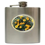 Mums - Fran Hoffpauir - Hip Flask (6 oz)