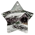 Snowbridge - Ave Hurley Ornament (Star)