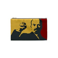 Power With Lenin Cosmetic Bag (small)