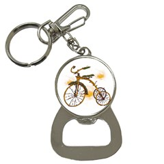 Tree Cycle Bottle Opener Key Chain by Contest1753604