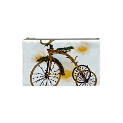 Tree Cycle Cosmetic Bag (small) by Contest1753604
