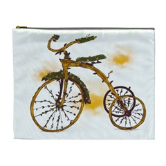 Tree Cycle Cosmetic Bag (xl)