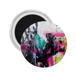 Graffiti Grunge 2.25  Magnet