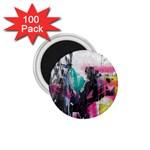Graffiti Grunge 1.75  Magnet (100 pack)