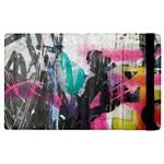 Graffiti Grunge Apple iPad 2 Flip Case
