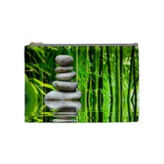 Balance  Cosmetic Bag (medium) by Siebenhuehner