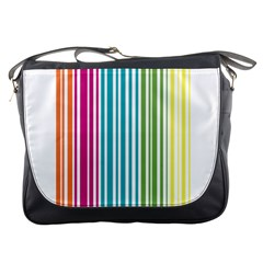 Color Fun Messenger Bag by PaolAllen