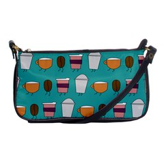 Time For Coffee Evening Bag by PaolAllen