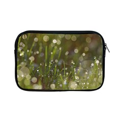 Waterdrops Apple Ipad Mini Zipper Case by Siebenhuehner