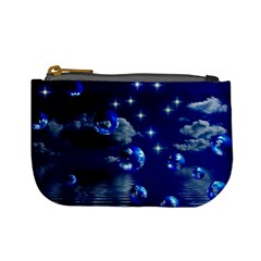 Sky Coin Change Purse by Siebenhuehner