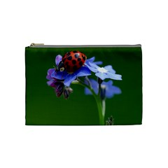 Good Luck Cosmetic Bag (medium) by Siebenhuehner