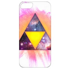 Cosmic Triple Triangles Apple Iphone 5 Classic Hardshell Case by Contest1775858