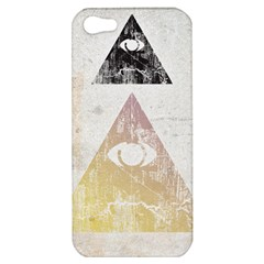 All Seeing Eye Apple Iphone 5 Hardshell Case by Contest1775858