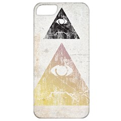 All Seeing Eye Apple Iphone 5 Classic Hardshell Case by Contest1775858