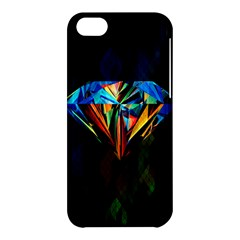 Diamonds Are Forever  Apple Iphone 5c Hardshell Case