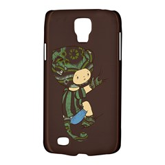 Charlie Samsung Galaxy S4 Active (i9295) Hardshell Case by RachelIsaacs
