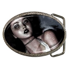 Gothic Mistress Belt Buckle from DesignMonaco.com Front