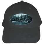 Winter Moon -  Ave Hurley   Black Cap