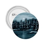 Winter Moon -  Ave Hurley   2.25  Button