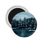 Winter Moon -  Ave Hurley   2.25  Magnet