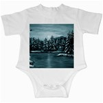 Winter Moon -  Ave Hurley   Infant Creeper