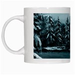 Winter Moon -  Ave Hurley   White Mug