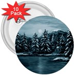 Winter Moon -  Ave Hurley   3  Button (10 pack)