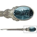 Winter Moon -  Ave Hurley   Letter Opener