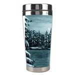Winter Moon - Ave Hurley Stainless Steel Travel Tumbler