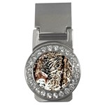 Castle Yard In Winter - Ave Hurley Money Clip (CZ)