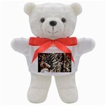 Castle Yard In Winter - Ave Hurley Teddy Bear