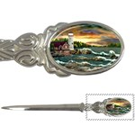 Davids Lighthouse By Ave Hurley   Letter Opener
