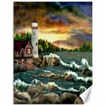 Davids Lighthouse By Ave Hurley   Canvas 18  x 24