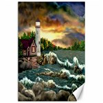 Davids Lighthouse ~ Ave Hurley -  Canvas 24  x 36