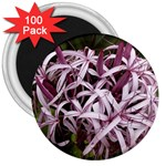 purple flowers 3  Magnet (100 pack)