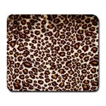 Leopard Fur Print Large Mousepad