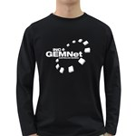 gemnet-logo Long Sleeve Dark T-Shirt