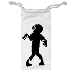 Zombie Boogie Jewelry Bag by willagher