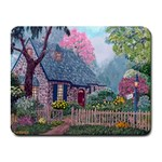 Essex House Cottage -AveHurley ArtRevu.com- Small Mousepad