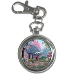 Essex House Cottage -AveHurley ArtRevu.com- Key Chain Watch