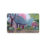 Essex House Cottage -AveHurley ArtRevu.com- Magnet (Name Card)