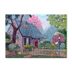 Essex House Cottage -AveHurley ArtRevu.com- Sticker A4 (10 pack)