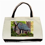 Essex Lighthouse -AveHurley ArtRevu.com- Basic Tote Bag (Two Sides)