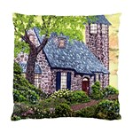 Essex Lighthouse -AveHurley ArtRevu.com- Standard Cushion Case (Two Sides)